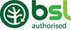 bsl logo green authorised low res