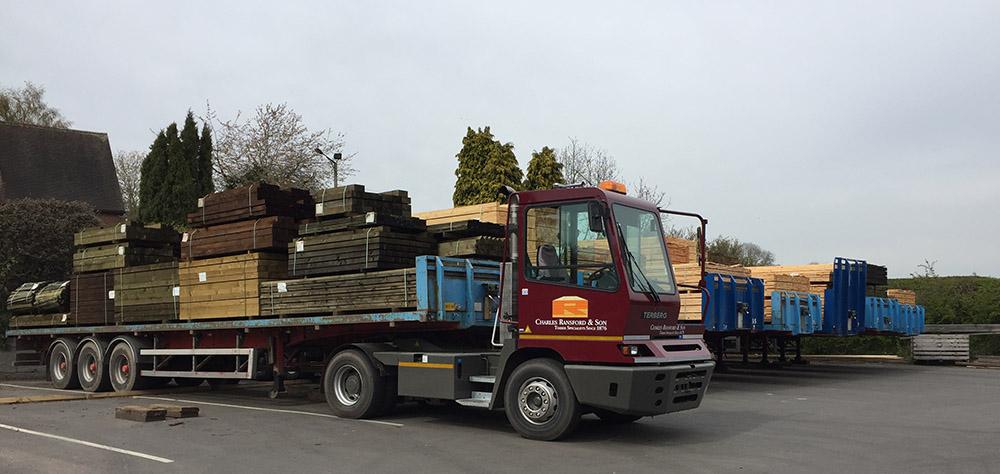 Terberg trailer low res